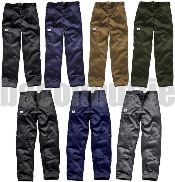 『潮范』  N4 男士工裝褲 寬松大碼長褲 外貿戶外軍工褲 休閑長褲 直筒褲