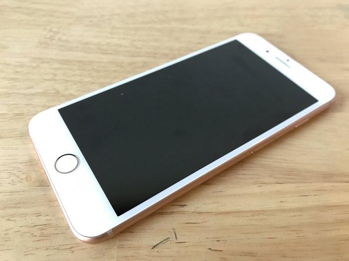 【精選手機】iPhone 8 Plus 256G 金色 功能正常 店保一個月【台灣公司貨】台中誠選良品