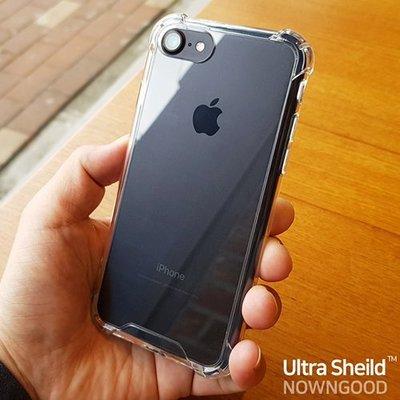 韓國 GL 防摔四角氣墊 空壓殼 軟/硬 手機殼│iPhone 6 6S 7 8 Plus│z8535