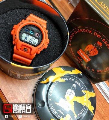 【驚嚇客】G-SHOCK x PORTER 吉田 聯名款 DW-6900 TOKYO JAPAN 吉田包