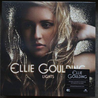 全新歐版黑膠 -艾麗高登 / 光芒 Ellie Goulding / Lights