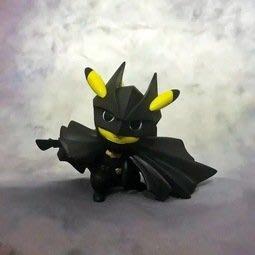 【紫色風鈴3.3】寵物小精靈口袋妖怪神奇寶貝皮卡丘COS蝙蝠俠盒裝 港版