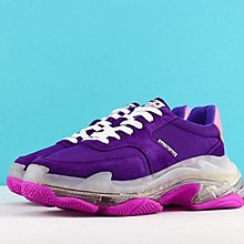 "Balenciaga Triple S 三代  ""最美老爹鞋""全組合氮氣大底""水晶底"" 男鞋女鞋"