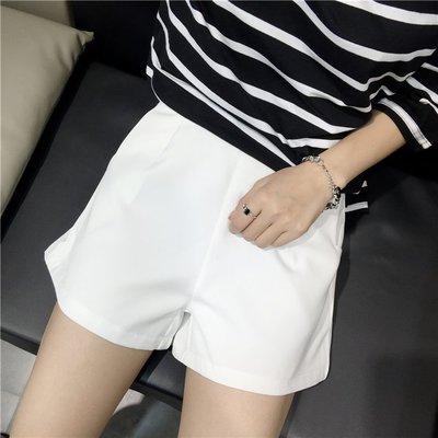 【UBY】超值回饋價!韓版簡約立體西裝短褲◄No07108