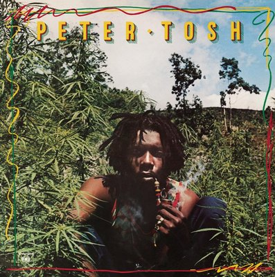 黑膠唱片 LP Peter Tosh - Legalize It