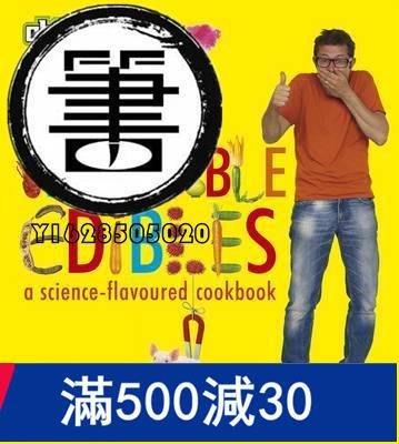Incredible Edibles /9781406339062進口 英文原版 書籍【聖賢書齋】