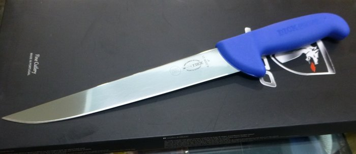 G分切牛排刀  牛肉分切直刀/德國箭牌8吋F Dick牛排刀