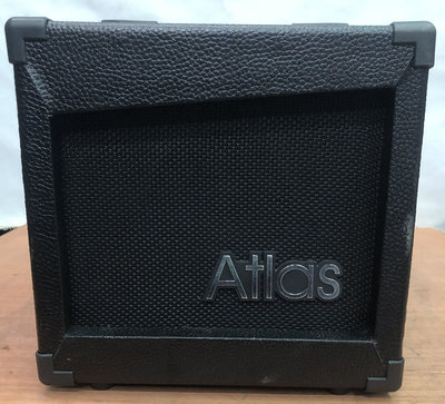 M【小米二店】二手 Atlas GA-10 10瓦 初階 電吉他音箱 吉他音箱 音箱