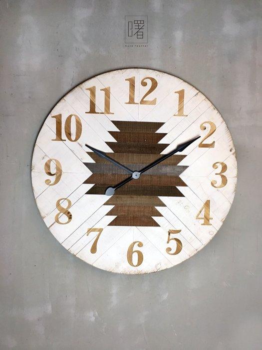 【曙muse】北歐原復古大掛鐘