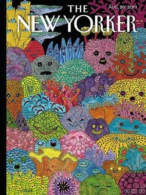 訂購免運 美國NEW YORK 紐約客封面-2019年8月 1000片