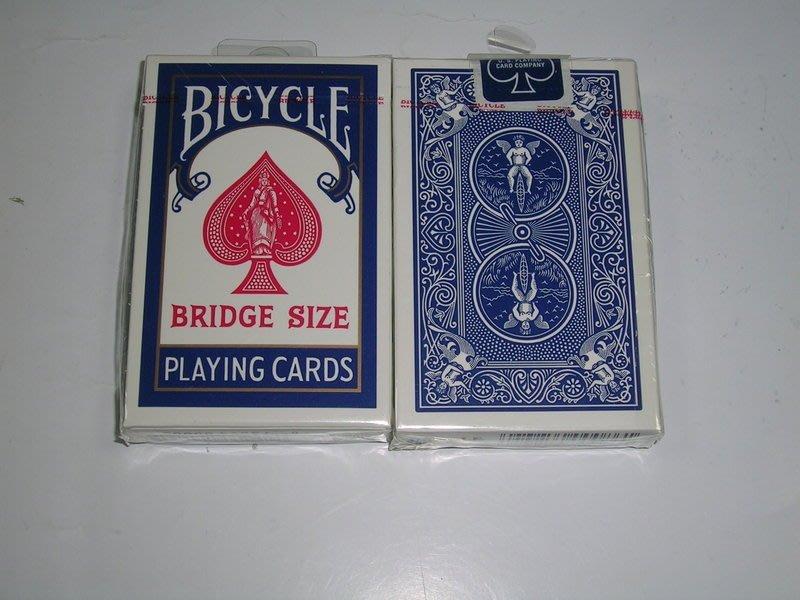 【意凡魔術小舖】BICYCLE橋牌尺寸 BICYCLE撲克牌poker紙牌 BRIDGE SIZE