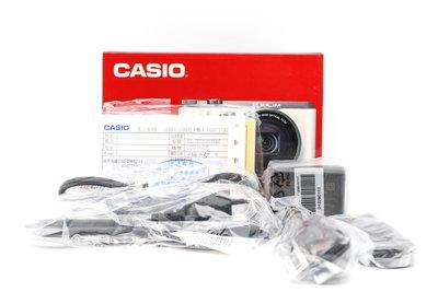 【高雄青蘋果3C】Casio EXILIM ZR-1200 桃紅  Hello kitty版 二手美顏相機 #33034