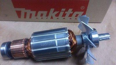 易威工作坊 牧田 makita 9105 手提式砂輪機 馬達心 轉子 日本製