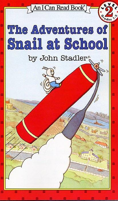 *小貝比的家*THE ADVENTURES OF SNAIL AT SCHOOL / L2 平裝3~6歲汪培珽--第二階