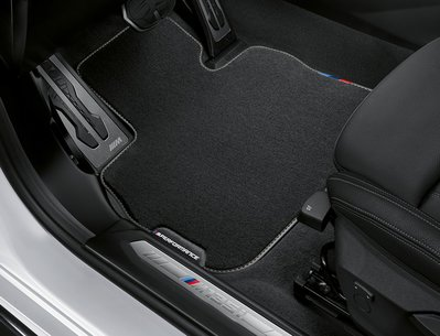 BMW 原廠 M Performance 腳踏墊 踏墊 For F40 118i 120i M135i