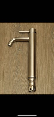 浴室好美麗 不鏽鋼 無鉛 SUS 304  18-8 臉盆用 台上面盆 高腳