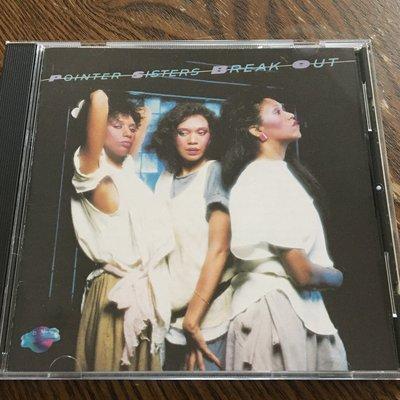 [老搖滾典藏] Pointer Sisters-Break Out 美盤 (Near Mint)