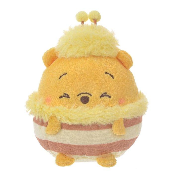 代購現貨  日本迪士尼ufufy 小熊維尼玩偶