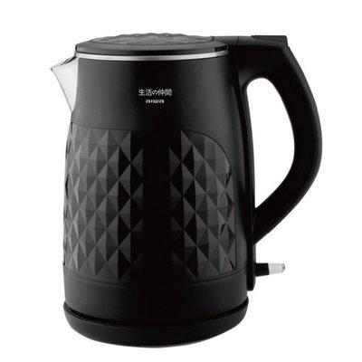 【家電購】AIWA 愛華 1.5L 雙層防燙不鏽鋼快煮壺 DKS110118 / DKS-110118