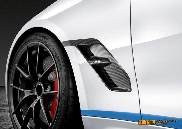 【美麗輪胎舘】類BMW M-PERFORMANCE 18吋 5孔100/108/114/112/120 平光黑 台灣製