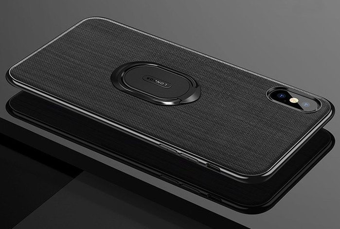 蘋果 Apple Iphone X XR XS Max 手機殼 防摔殼 磁吸指環扣手機保護殼 保護套