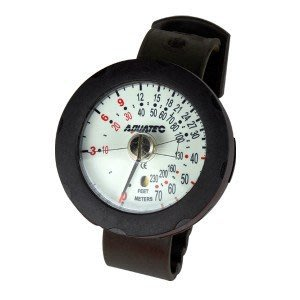 ((大海為舞)) AQUATEC DG-700 潛水深度錶