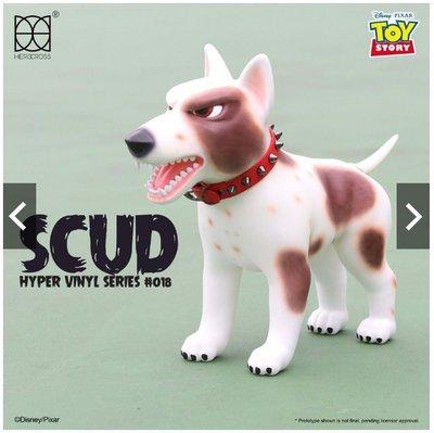 HEROCROSS 24吋 HVS#018  阿德 狗 惡犬 玩具總動員 皮克斯 (輕鬆擁有 動畫內1比1的阿德犬)