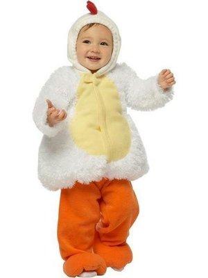 媽咪家【AC003】AC3公雞服 OLD NAVY 厚綿 鋪棉 毛絨造型服 聖誕節.萬聖節.藝術照*5T