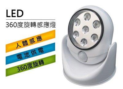 [時間達人]Home Resource 虹瑞斯 星辰360度感應燈 BO-LED69