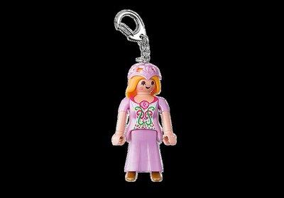 Playmobil 6618  Princess Keychain  摩比 人仔 匙扣