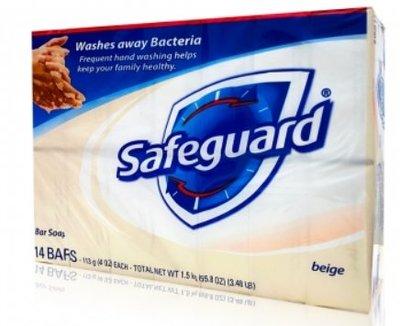 SAFEGUARD 美國進口洗手皂14顆