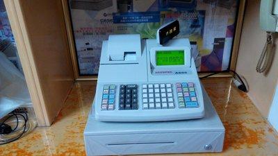 (勿下單補貨中)大安全新、二手中古收銀機專賣店 ACCUPOS A-600二聯發票機