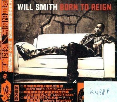 *真音樂* WILL SMITH / BORN TO 二手 K4989  (清倉.下標賣2)