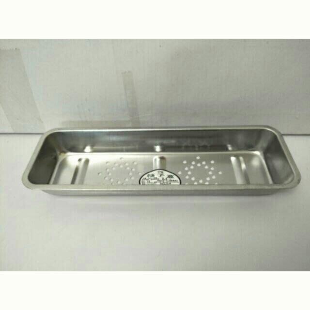筷架 餐具架 瀝水架 烘碗機筷籃 筷盒 430不鏽鋼28.6cmx9.3cmx3.5cm台灣製造一入