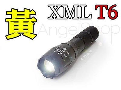 《獨家黃光》CREE XM-L T6 ...