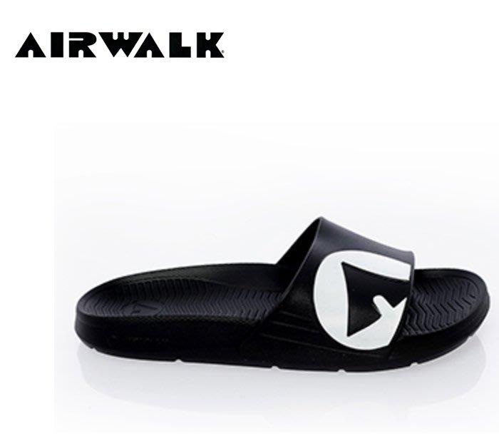 【橘子包包館】AIRWALK EVA 拖鞋 A511220220 黑色 男女款