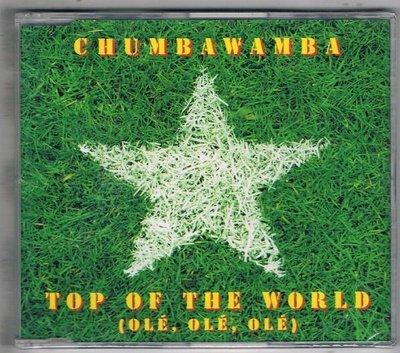 [鑫隆音樂]西洋單曲- CHUMBAWAMBA / TOP OF THE WORLD {724388550529}全新