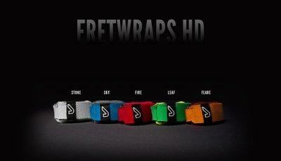 造韻樂器音響- JU-MUSIC - Gruv Gear - FretWraps悶音束帶 HD版 5色 購買前請先詢問喔