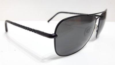 TODS 義大利 全新 墨鏡 鈦金屬+皮革編織 可面交檢驗滿意再購買 送口罩