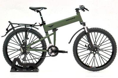 參號倉庫 預購9月 TomyTec 1/12 迷你武裝 LM003 機載部隊 傘兵車 摺疊式腳踏車 figma shf