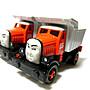 愛卡的玩具屋㊣ 美泰出品正版 湯瑪士 合金小火車 /合金磁性卡車 MAX MONTY 雙胞胎 15# 16#