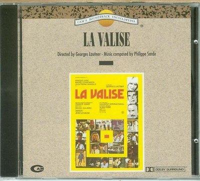 """""""手提箱(La Valise)""""- Philippe Sarde(19),義大利版"""
