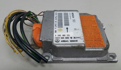 BENZ W210 1996-1999 SRS 安全氣囊電腦 繼電器 0018201926