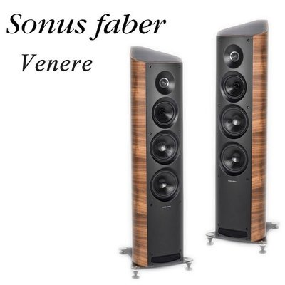 【尼克放心】義大利精品Sonus faber Venere 2.5 落地型喇叭(原木) Olympica/Elipsa