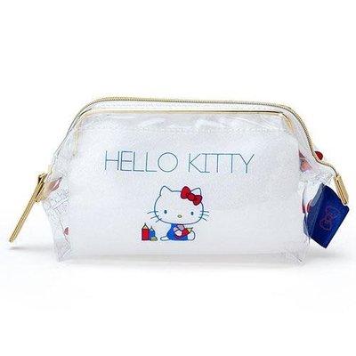 Hello Kitty 化妝包可當收納袋(圖五參考用)