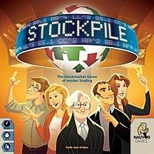 (海山桌遊城) Stockpile 縱橫股海 正版