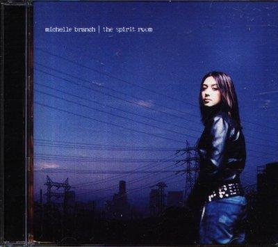 八八 - Michelle Branch - the Spirit Room - 日版 CD+1BONUS