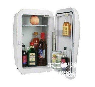 【格倫雅】^聰寶 CBD048家車兩用冷熱冰箱 迷你小冰箱 車載化妝品冷藏20L送冰2