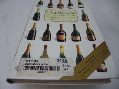 買滿500免運 / 崇倫《The Champagne Companion: Authoritative Connoiss