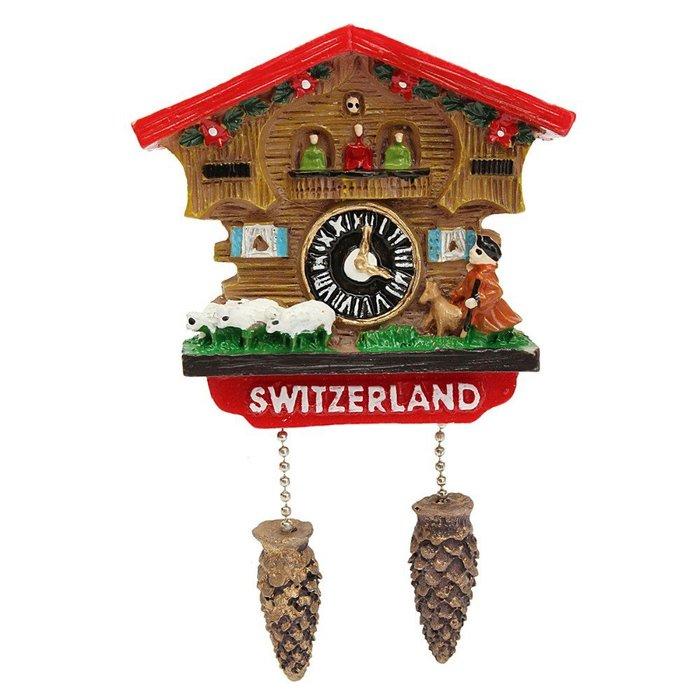 3D意大利 冰箱磁鐵 家居裝飾 紀念品收藏SH雜貨ER421